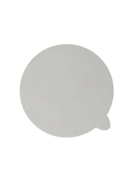 Adhesive Plate Sticker 100 pcs