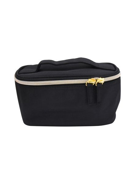 Cosmetic Pouch (Gold/S)
