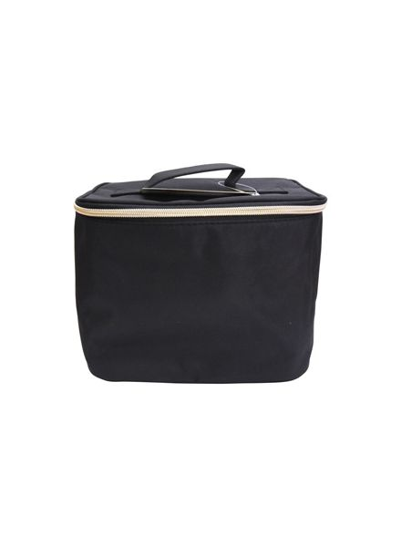 Cosmetic Pouch (Gold/L)