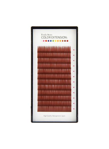 Color Volume Up Lash 12 Lines Wine Red