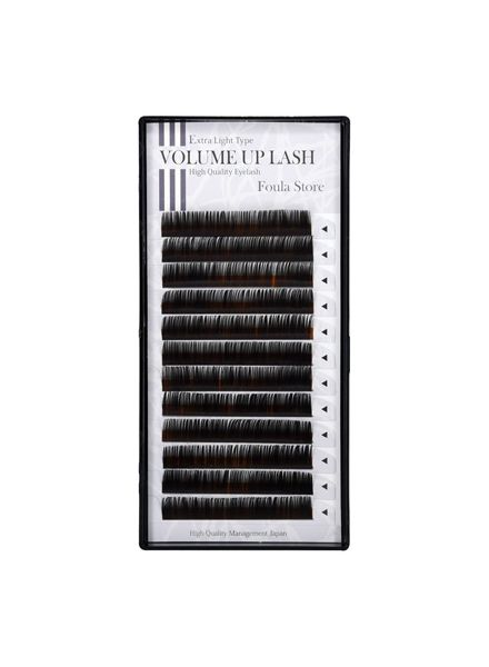 Volume Up Lash 12 Lines D Curl