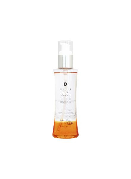 WATER OIL CLEANSING -Oil facial and eye cleansing liquid-1pc