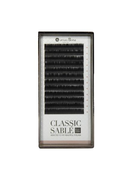 Classic Sable Flat 12 Lines DD Curl