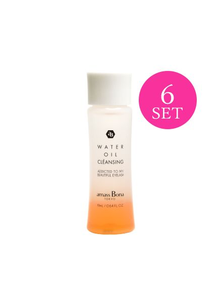 WATER OIL CLEANSING 19ml (6pcs)