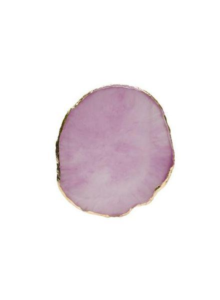 Color Stone Purple