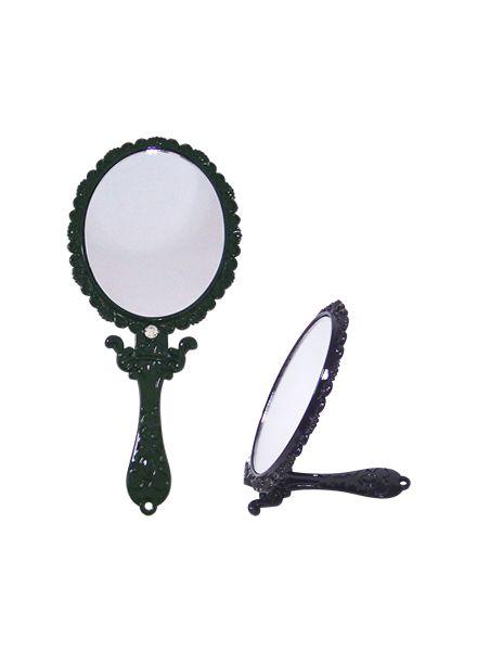 Rose designed mirror (L)