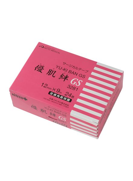 Yukiban GS Tape (1 box/24 rolls)